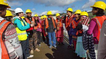 New Arrivals Water Treatment Plan Tour