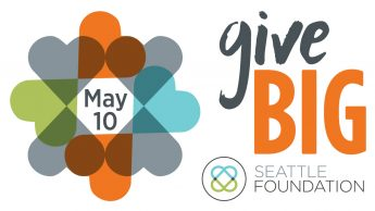 Give Big is May 10.