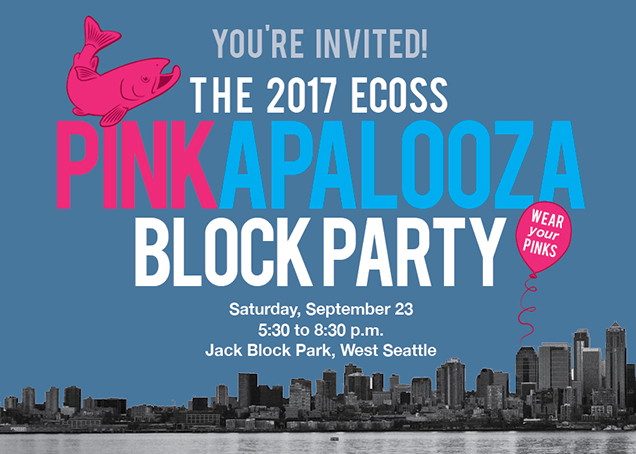 ECOSS is having a fundraiser, Pinkapalooza on Sept. 23, 2017