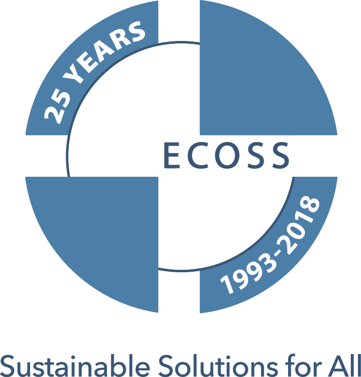 ECOSS - Sustainable Solutions for All
